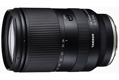Tamron A071 28-200mm f/2.8-5.6 Di III RXD Lens for Sony E