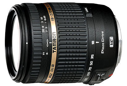 Tamron B008 18-270mm f/3.5-6.3 Di II PZD Lens for Sony