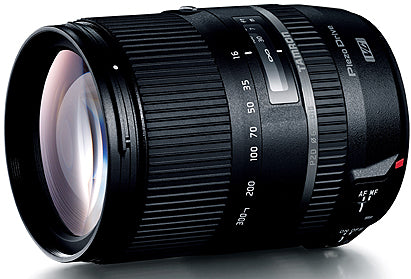 Tamron B016 16-300mm f/3.5-6.3 Di II VC PZD Lens for Nikon