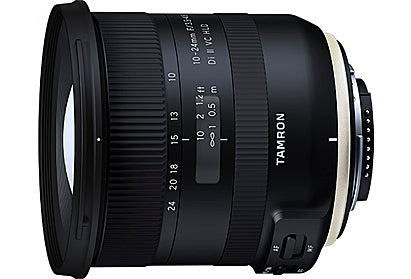 Tamron B023 10-24mm f/3.5-4.5 Di II VC HLD Lens for Nikon