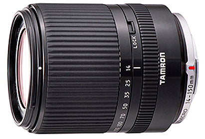 Tamron C001 14-150mm F/3.5-5.8 Di III Lens for Micro Four Thirds - Black
