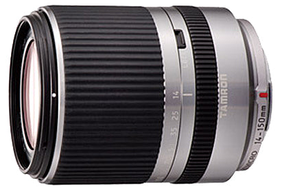 Tamron C001 14-150mm F/3.5-5.8 Di III Lens for Micro Four Thirds - Silver