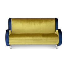 Load image into Gallery viewer, Ata 2 Seater Upholstered Sofa by Adrenalina by Simone Micheli