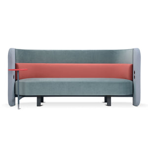 Bigala 3 Seater Upholstered Sofa and Armchair by Adrenalina