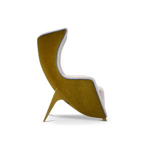 Gea Armchair with wings  by Adrenalina - by Giovanni Tommaso  Garattoni
