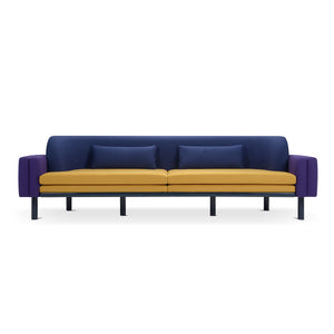 Mercury Upholstered Sofa by Adrenalina - Daria Zinovatnaya