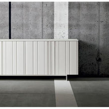Load image into Gallery viewer, Design modern sideboard in carved surface
