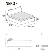 Load image into Gallery viewer, Neko bed