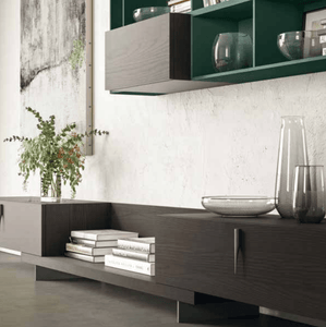 Day-8 contemporary TV media unit by Orme - myitalianliving