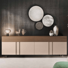 Load image into Gallery viewer, Virgo 4 door modern sideboard by Orme - myitalianliving
