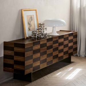 Colosseo 3 doors sideboard by Tonin Casa
