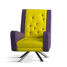 Load image into Gallery viewer, Ultramodern funky lounge armchair Gulp by Adrenalina