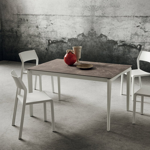 Bill extending dining table by La Primavera - myitalianliving