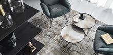 Load image into Gallery viewer, Billy Keramik set of 3 round coffee tables by Cattelan Italia