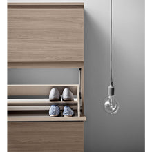 Load image into Gallery viewer, Minima suspended 4 door shoe organiser by Birex - myitalianliving