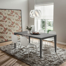 Load image into Gallery viewer, Carlo fixed or extending dining table by La Primavera - myitalianliving