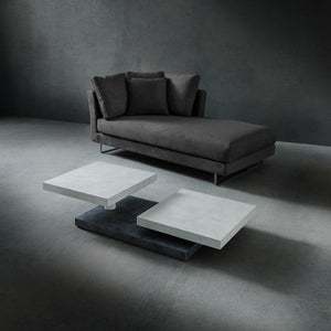 Cecilia swivelling coffee table by La Primavera