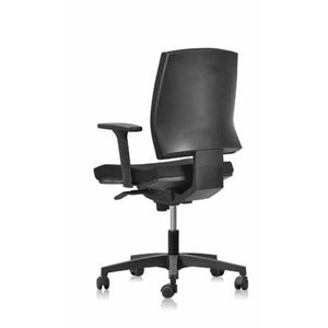 Contemporary office armchair