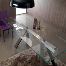 Load image into Gallery viewer, Traverse Extending table aluminium structure by Compar