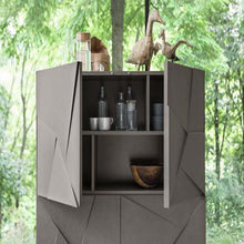Load image into Gallery viewer, Concrete resin 4 door sideboard by Dall'Agnese - myitalianliving