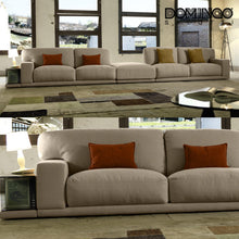 Load image into Gallery viewer, Modern 5 seater sectional sofa Doyle by Domingo Salotti