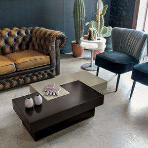 Contemporary coffee table Tetris by Target Furniture