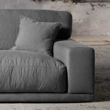Load image into Gallery viewer, Contemporary modular 4 seater sofa Doyle by Domingo Salotti