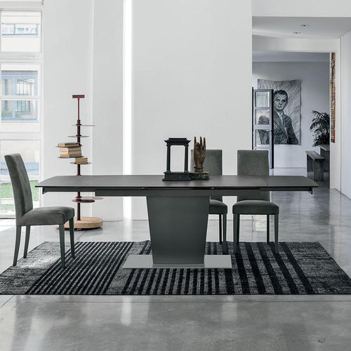 Copernico 160 extending dining table by Target Furniture