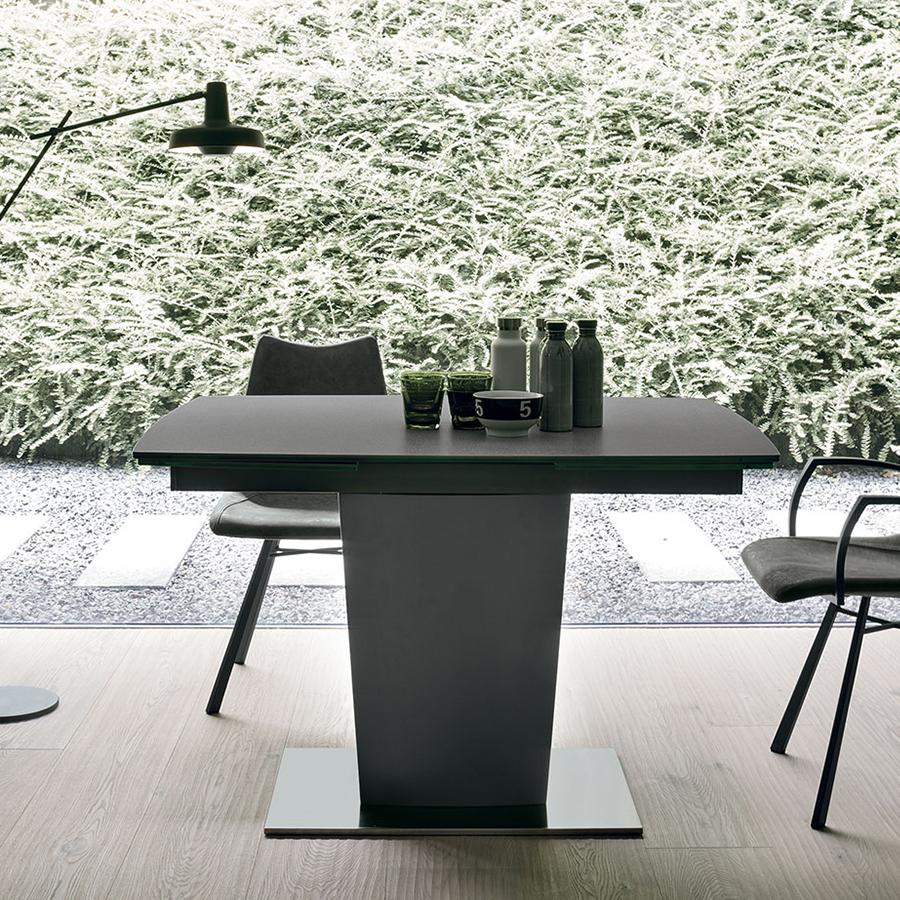 Copernico 120 extending dining table by Target Furniture