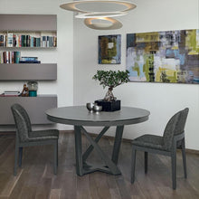 Load image into Gallery viewer, Cronos round modern extending dining table by Target Point
