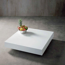 Load image into Gallery viewer, Quarzo low coffee table Square by Dall'Agnese