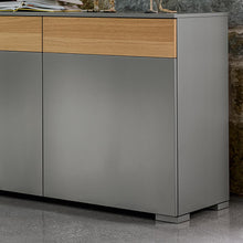 Load image into Gallery viewer, Slim modern Italian large sideboard