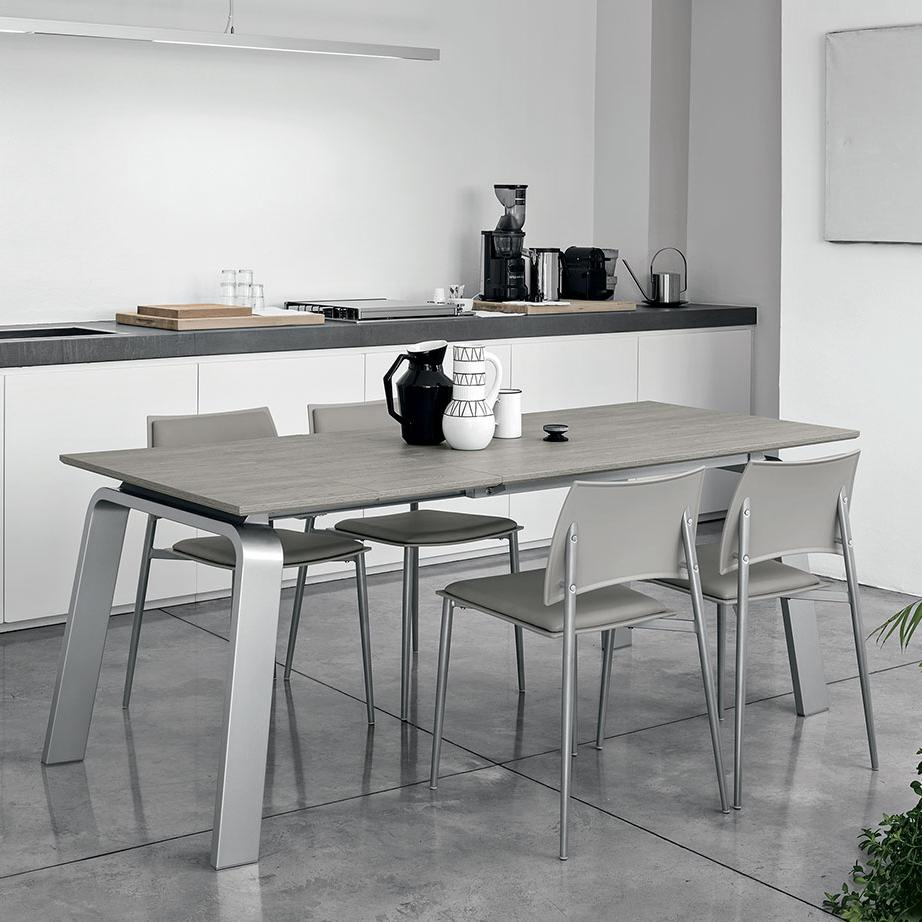 Deimos 160 extendable dining table by Target Furniture