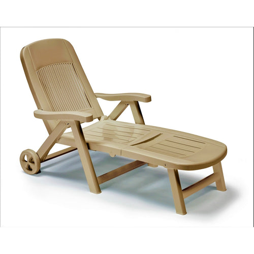California 6 position folding sun bed by Scab Design - myitalianliving
