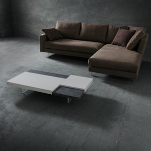 Erica contrasting coffee table by La Primavera