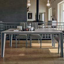 Load image into Gallery viewer, Exodus 180 laminate extending dining table by Target Point
