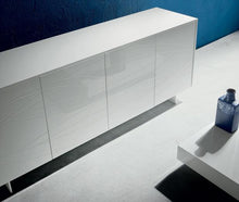 Load image into Gallery viewer, Fiamma sideboard in matt or gloss lacquered finish by Dall'Agnese