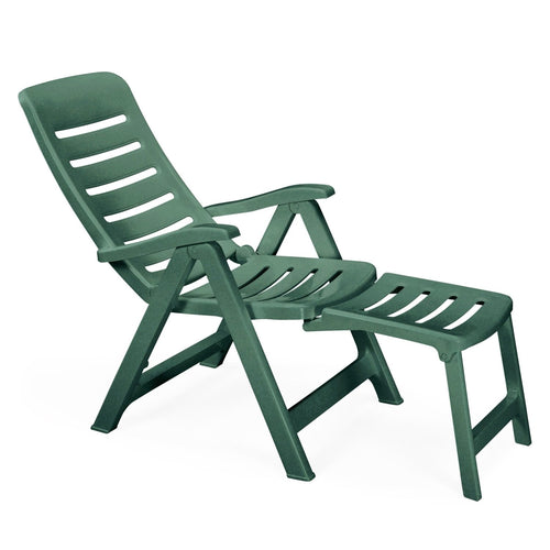 Quintilla 2-in-1 folding sun lounger by Scab Design - myitalianliving