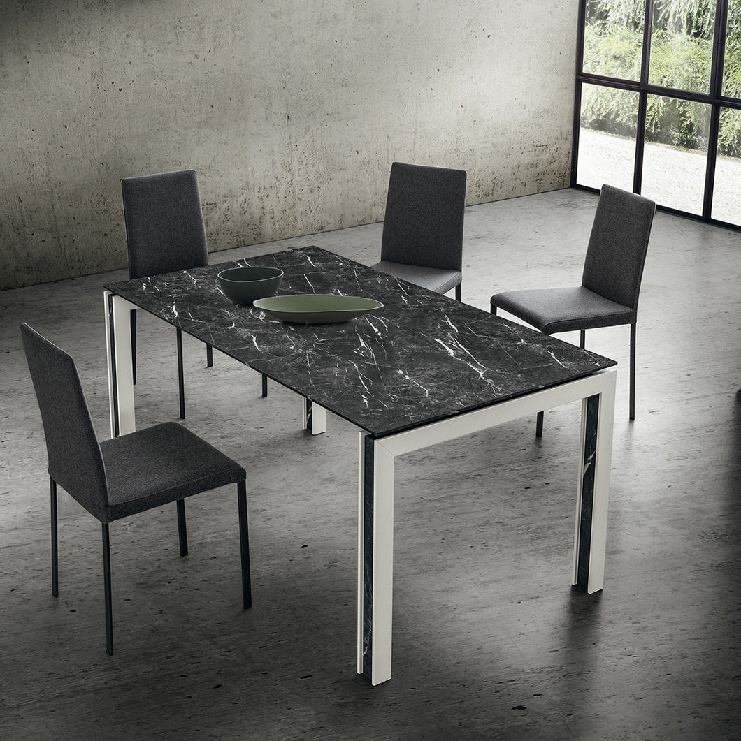 Giovanni fixed dining table by La Primavera - myitalianliving