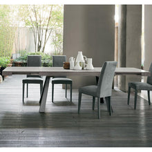 Load image into Gallery viewer, Grecale wooden extending dining table