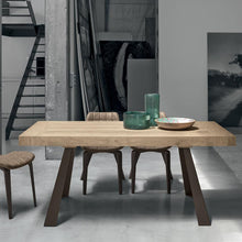 Load image into Gallery viewer, Grecale wooden extending dining table by Target Point