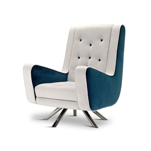 Gulp Ultramodern funky lounge armchair by Adrenalina