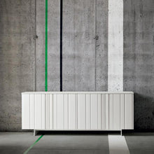 Load image into Gallery viewer, Design modern sideboard in carved surface by Dall'Agnese