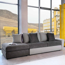 Load image into Gallery viewer, Modern Italian 5 seater sofa-bed Duffy by Domingo