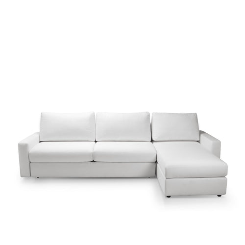 Glenn corner 5 seater sofa with armrest by Domingo