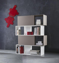 Load image into Gallery viewer, Modern room divider bookcase Lego by La Primavera