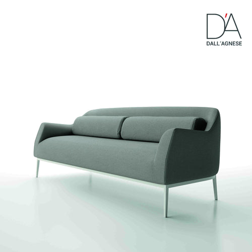 Luna Italian contemporary designer sofa by Dall'Agnese - myitalianliving
