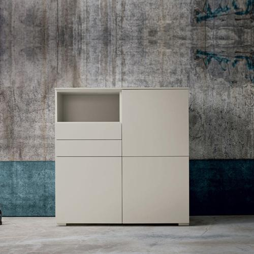 Night storage unit by Dall'Agnese