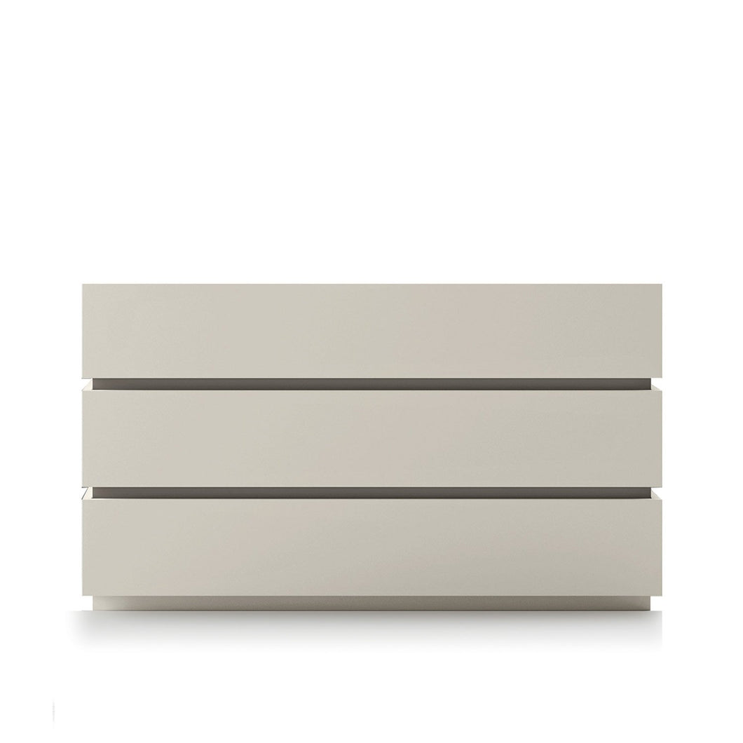 Super chest of 3 drawers with inserts by Dall'Agnese