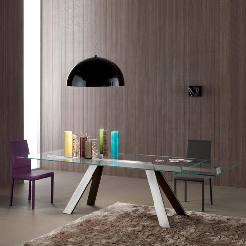 Traverse Extending table aluminium structure by Compar